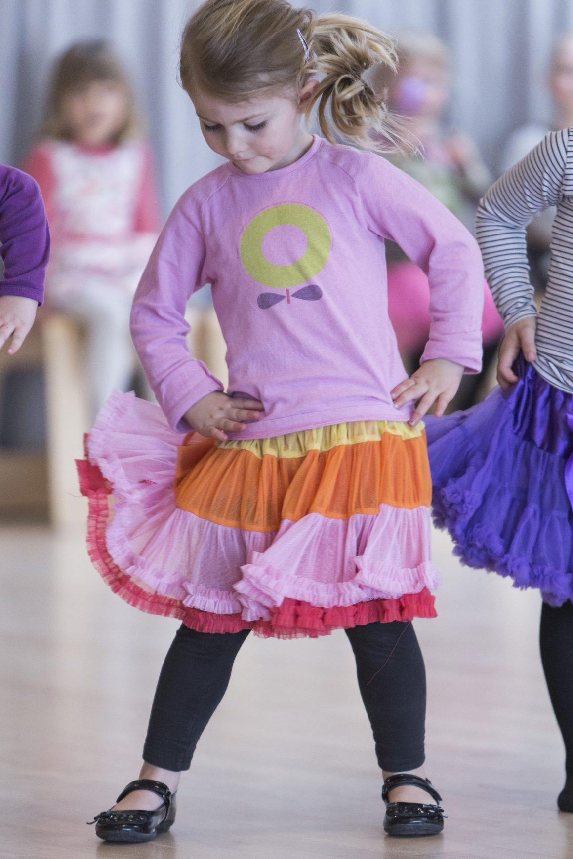 Giv dit barn dans-i-livet!