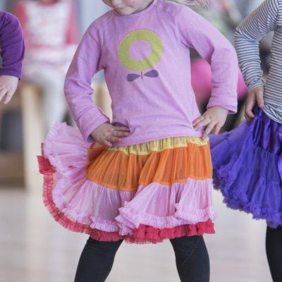 Dans og leg – Børnedans