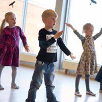 Giv dit barn dans-i-livet