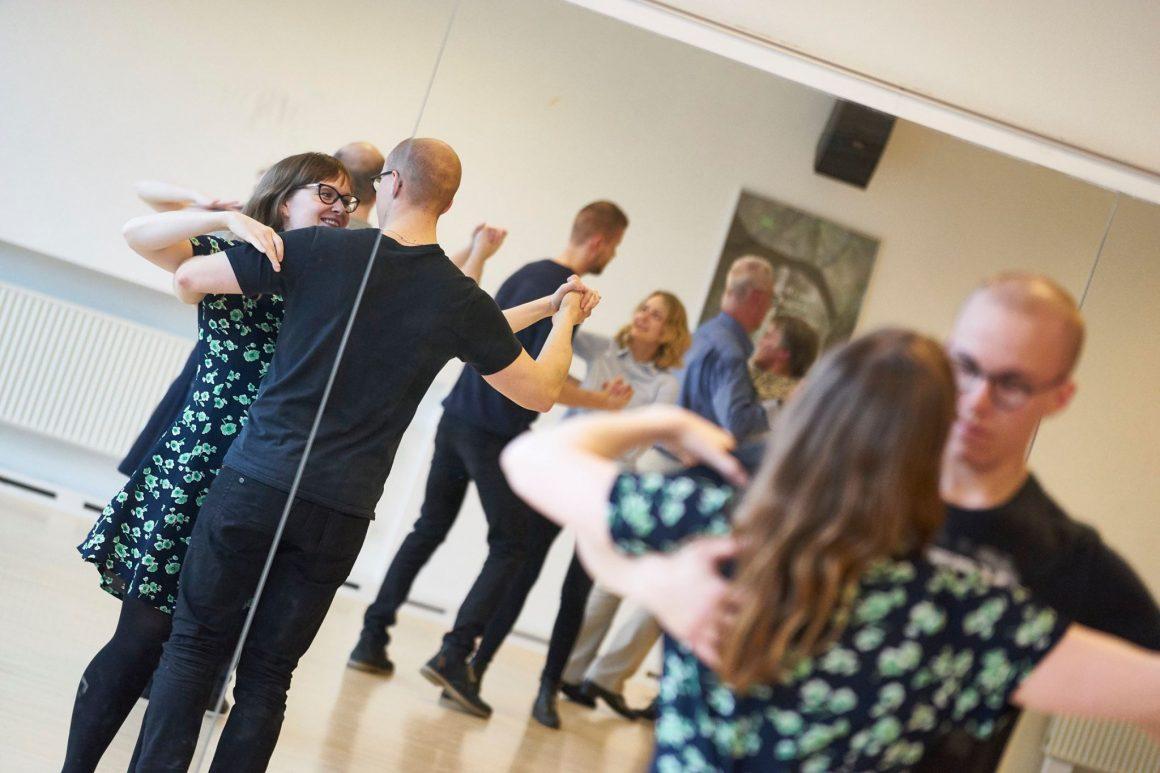 Fantastisk opstart på alle Vild med Dans hold