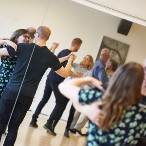 Uddannelse af danselærere