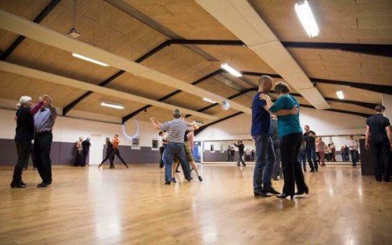 Fantastisk opstart på Vild med Dans holdene