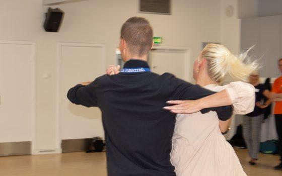 Undervisning af andre danselærere